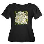 A Natural Bouquet Women's Plus Size Scoop Neck Dar