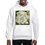 A Natural Bouquet Hooded Sweatshirt