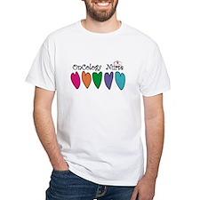 Cute Nurse oncology Shirt