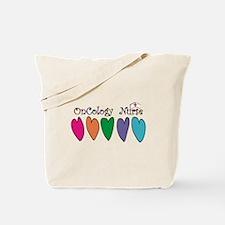 Cute Oncology nursing Tote Bag