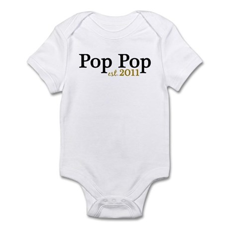 New Pop Pop 2011 Infant Bodysuit