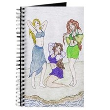Nymphs Journal/Notebook