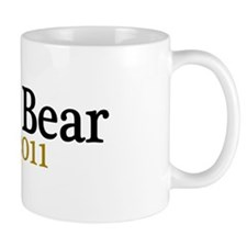 New Papa Bear 2011 Mug