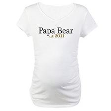 New Papa Bear 2011 Shirt