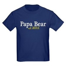 New Papa Bear 2011 T