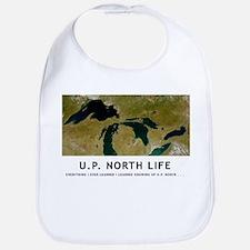 U.P. North Life Bib