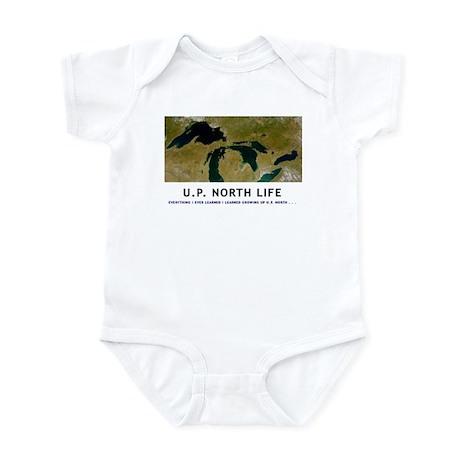 U.P. North Life Infant Bodysuit