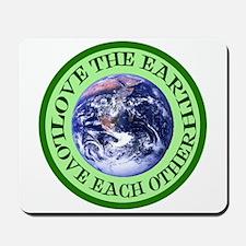 Earth Day Mousepad