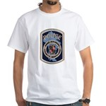 Anne Arundel County Police White T-Shirt