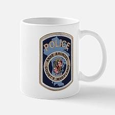 Anne Arundel County Police Mug