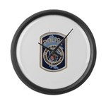 Anne Arundel County Police Large Wall Clock