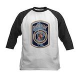 Maryland police Baseball Jersey