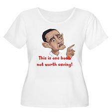 Obama Boob T-Shirt