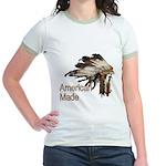 Native American Indian Jr. Ringer T-Shirt