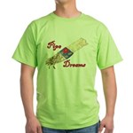Native American Indian Arapahoe Green T-Shirt