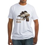 Native American Indian Fitted T-Shirt