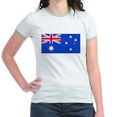 Australia Blank Flag T