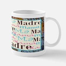 Mama/Mamacita Turquoise Mug