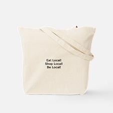 USA Love Shop Local Tote Bag