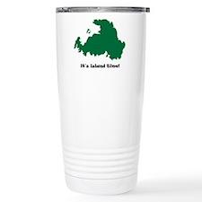 Drummond Island Life Travel Mug