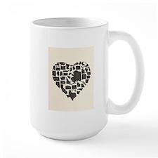 USA LOVE Mug