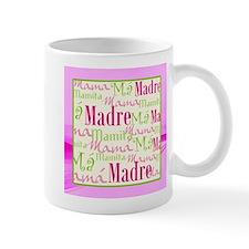 Mama/Mamacita Pink/Green Mug