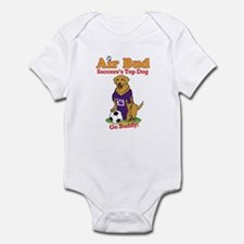 Air Bud Soccer Infant Bodysuit