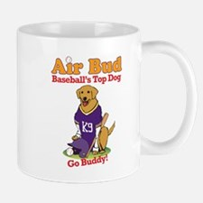 Air Bud Baseball Mug
