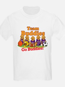 Team Buddies T-Shirt