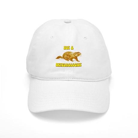 Not A Meteorologist Groundhog Cap