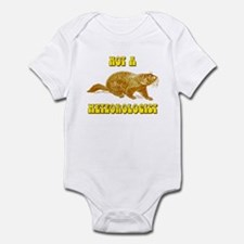 Not A Meteorologist Groundhog Infant Bodysuit