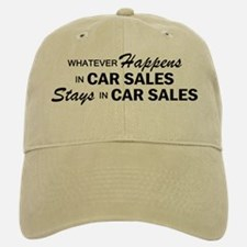 Whatever Happens - Car Sales Baseball Baseball Cap