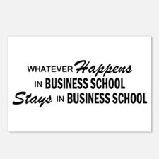 Whatever Happens - Business School Postcards (Pack
