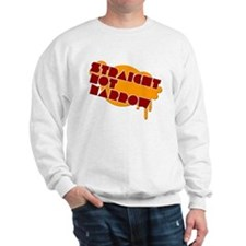 Straight Not Narrow gay-frien Sweatshirt