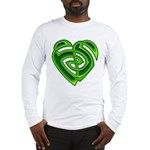 Wde Heartknot Long Sleeve T-Shirt