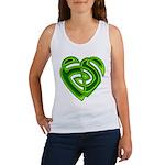 Wde Heartknot Women's Tank Top