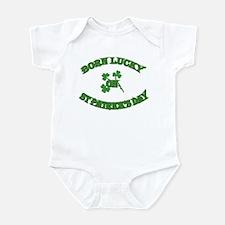 Cute Irish boys Infant Bodysuit