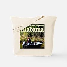 Alabama Fisherman Tote Bag