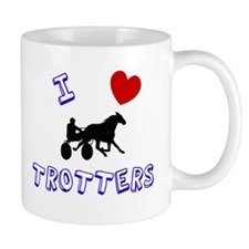 I love trotters Mug