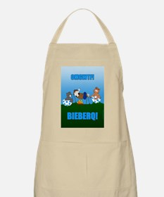 Teacup Lolcats Apron - 'OMGWTF er, BBQ!'