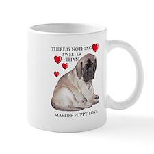 Mastiff Fawn puppy Mug
