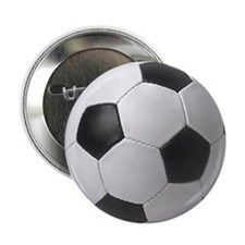 "Cute Soccer player 2.25"" Button (100 pack)"