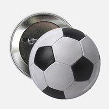"""Cute Soccer mom 2.25"""" Button (100 pack)"""