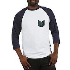 Master Sergeant Raglan T-Shirt 1