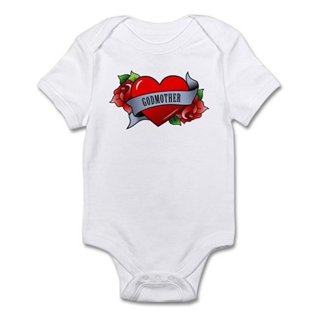 Heart & Rose - Godmother Infant Bodysuit