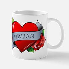 Heart & Rose - Mug