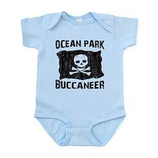 Jolly Roger Infant Bodysuit