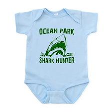 Shark Hunter Infant Bodysuit