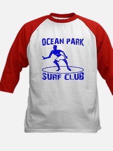 Surf Club Kids Baseball Jersey
