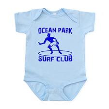 Surf Club Infant Bodysuit